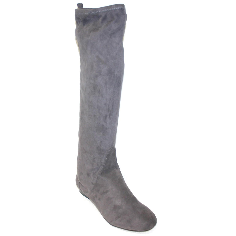 XXL-Damen-Schuhe-Stiefel-Stretchstiefel-Ubergroesse-44