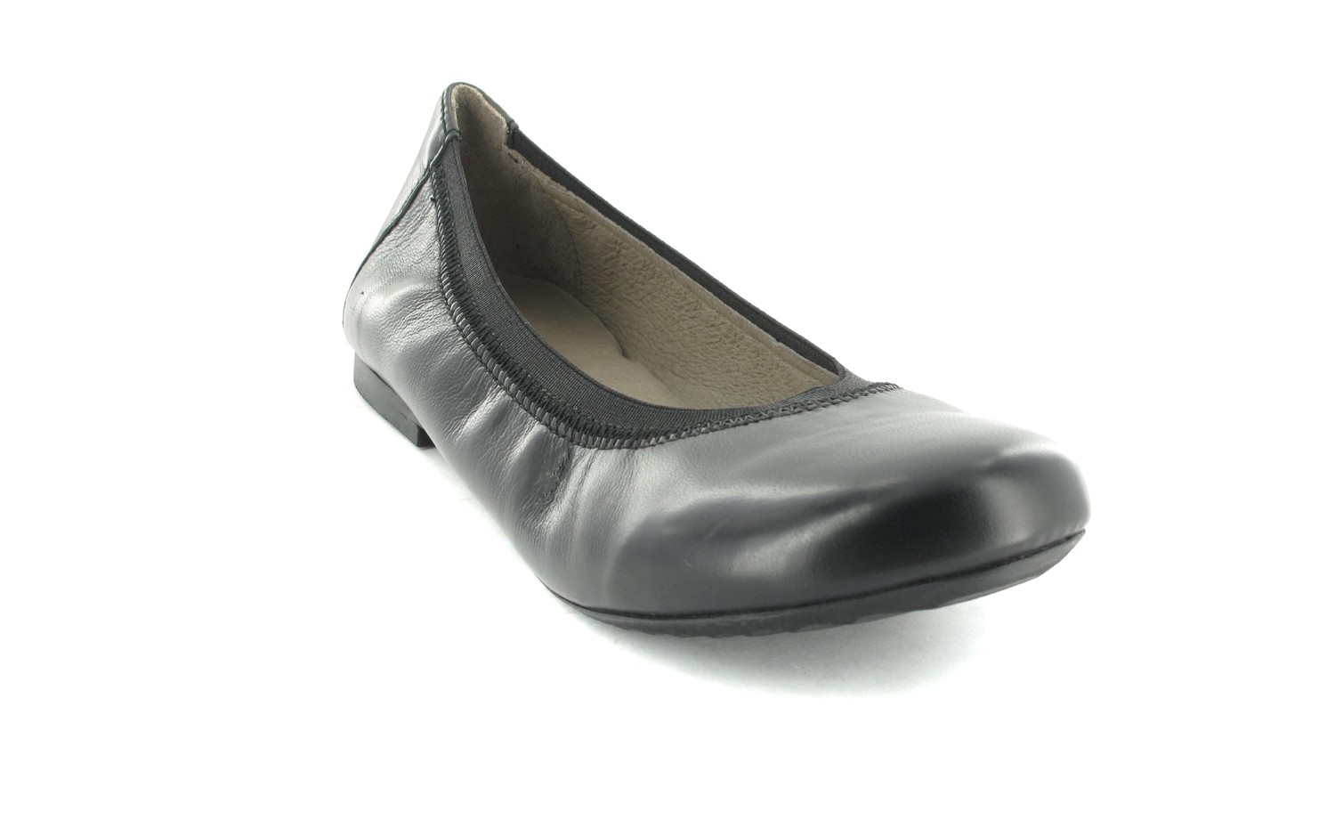 gabor xs damenschuhe ballerinas schuhe in untergr en schwarz gr e 33 ebay. Black Bedroom Furniture Sets. Home Design Ideas