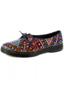 DR. MARTENS - Morada - Damen Halbschuhe - Mehrfarbig Schuhe in Übergrößen