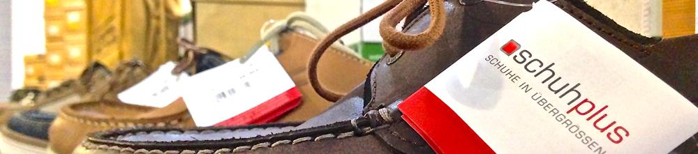 SALE Schuhe in Übergrößen | Bis 70% Rabatt | schuhplus |