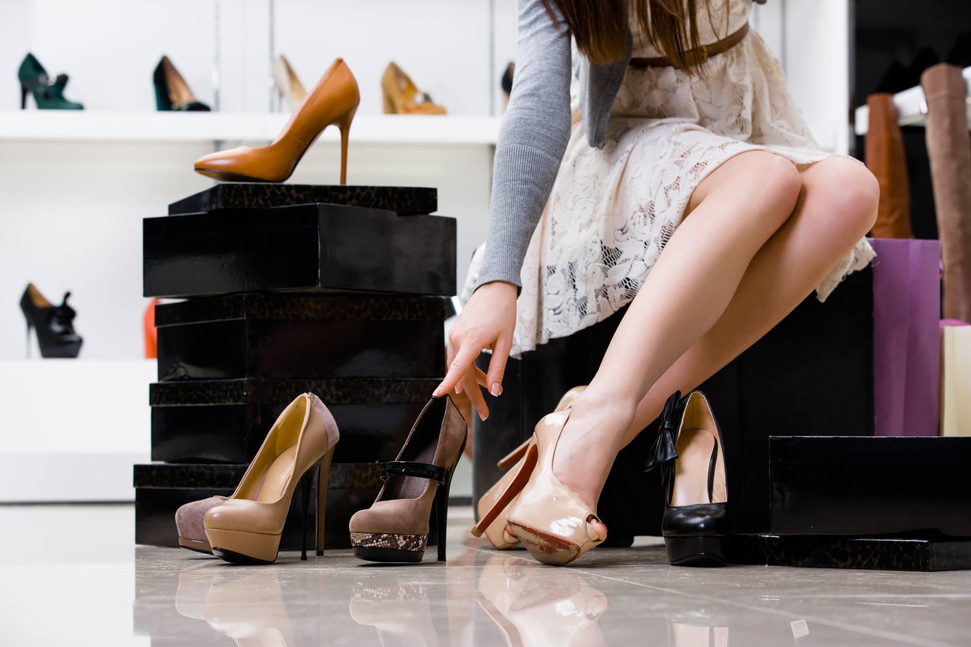 Damen Schuhe Übergröße online aussuchen und liefern lassen