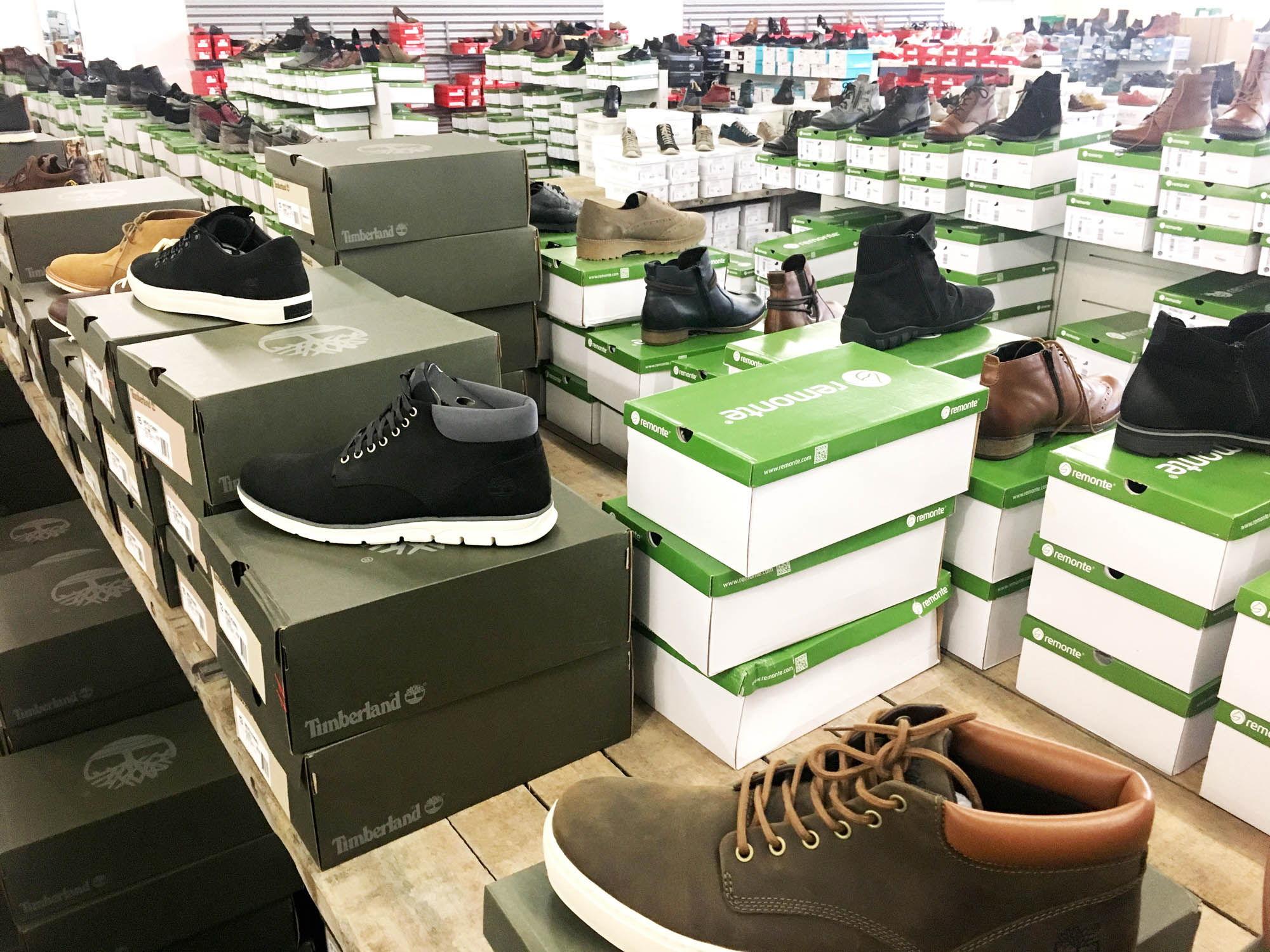 Timberland Schuhe in Übergrößen bei schuhplus für Damen und
