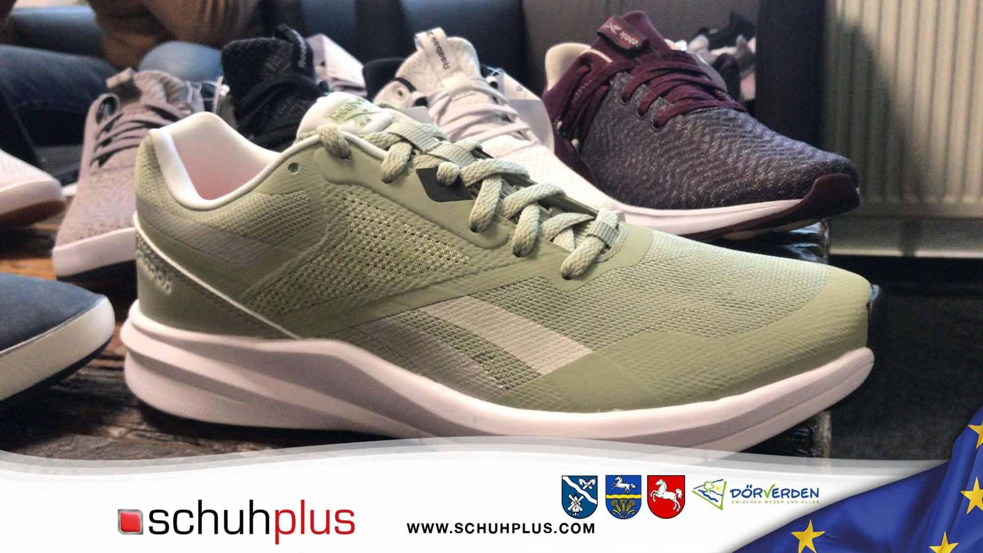 Ausblick auf 2020! Reebok Schuhe in Übergrößen bei schuhplus