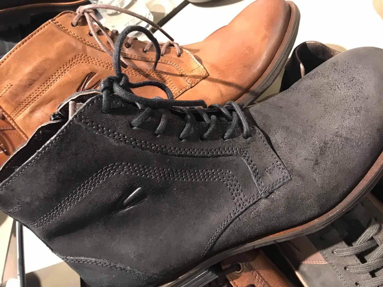 online retailer 38591 53ead Männer aufgepasst! Mega coole große Schuhe bis 49 von Camel ...