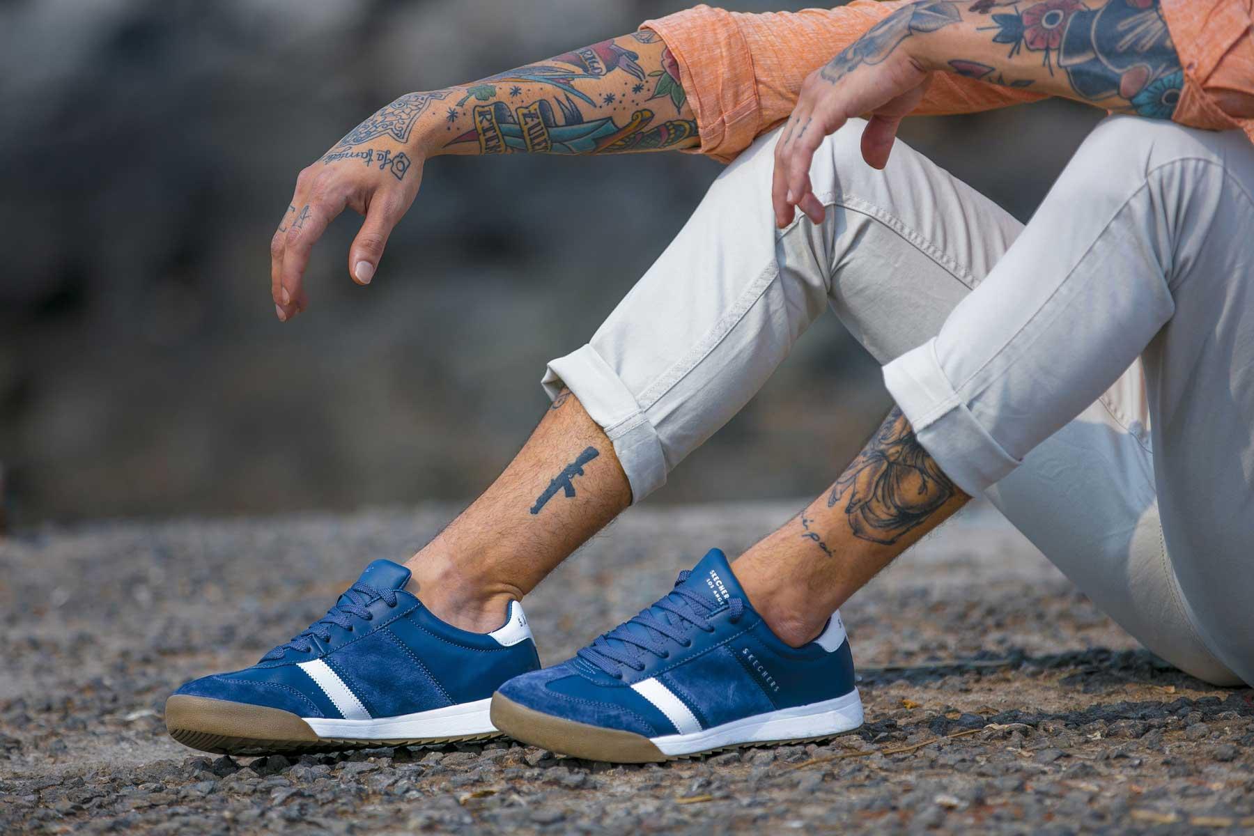 hot sale online ea70b 02e68 Originelle Schuhe von Skechers bei schuhplus